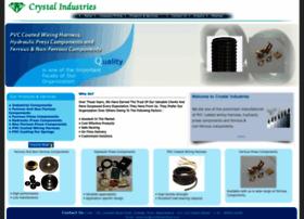 Crystalindustries.co.in thumbnail