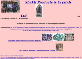 Crystals.co.nz thumbnail