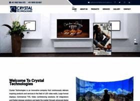 Crystaltechnologies.in thumbnail