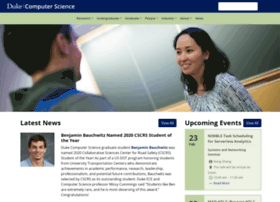 Cs.duke.edu thumbnail