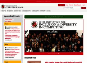 Cs.umd.edu thumbnail