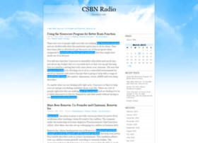 Csbnradio.com thumbnail