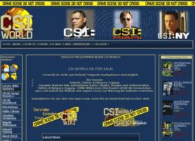 Csi-world.de thumbnail