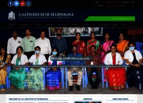 Csiit.ac.in thumbnail