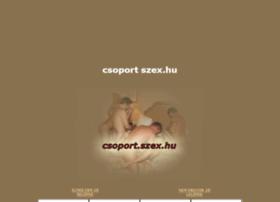 Csoport.szex.hu thumbnail