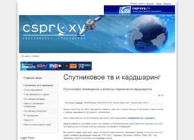Csproxy.info thumbnail