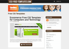 Css-free-templates.com thumbnail