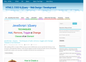 Css-jquery-design.com thumbnail