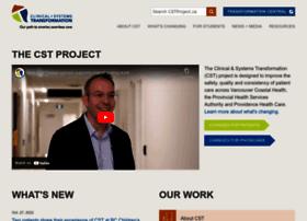 Cstproject.ca thumbnail