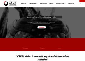 Csvr.org.za thumbnail