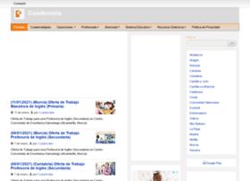 Cuadernalia.net thumbnail