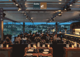 Cube-restaurant.de thumbnail
