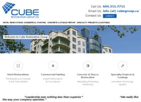 Cubegroup.ca thumbnail