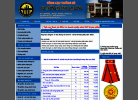Cucthongke.lamdong.gov.vn thumbnail