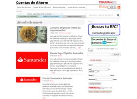 Cuentasdeahorro.com.mx thumbnail