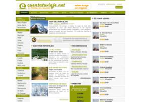Cuentatuviaje.net thumbnail