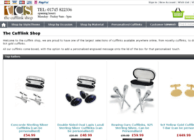 Cufflink-shop.co.uk thumbnail