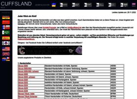 Cuffsland.de thumbnail