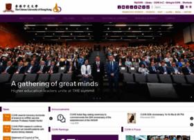 Cuhk.edu.hk thumbnail