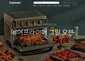 Cuisinart.co.kr thumbnail