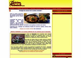 Cuisine-orientale.com thumbnail