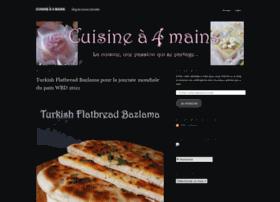 Cuisinea4mains.wordpress.com thumbnail