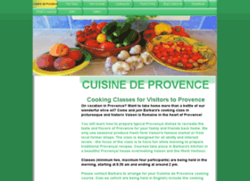 Cuisinedeprovence.com thumbnail