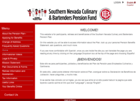 Culinarypension.org thumbnail