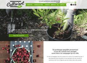 Cultivart.ca thumbnail