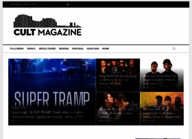 Cultmagazine.com.br thumbnail
