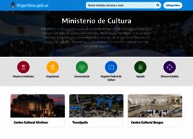 Cultura.gov.ar thumbnail