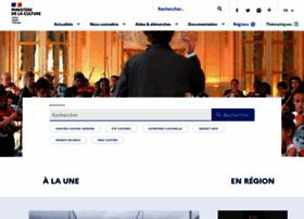 Culturecommunication.gouv.fr thumbnail
