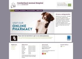 Cumberlandanimalhospital.net thumbnail