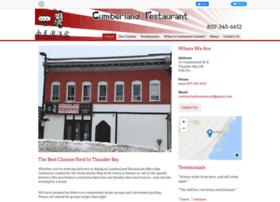 Cumberlandrestaurant.ca thumbnail