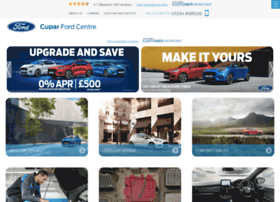 Cuparford.co.uk thumbnail