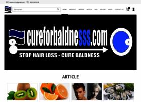 Cureforbaldnesss.com thumbnail