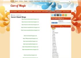 Cureofmagic.blogspot.com thumbnail