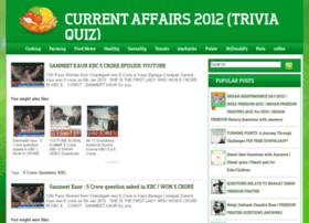 Current-affairs-quiz-questionsanswers.blogspot.com thumbnail