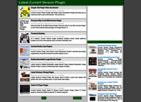 Currentversion-plugins.blogspot.com thumbnail