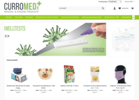 Curromed-shop.de thumbnail