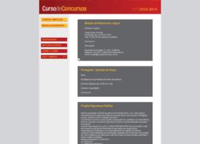 Cursodeconcursos.com.br thumbnail