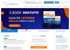 Cursosapientia.com.br thumbnail