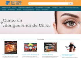 Cursosnaweb.com.br thumbnail