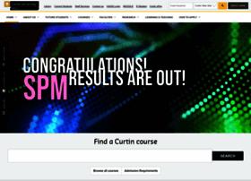 Curtin.edu.my thumbnail