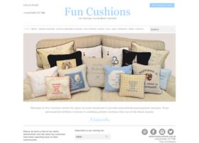 Cushions.org.uk thumbnail
