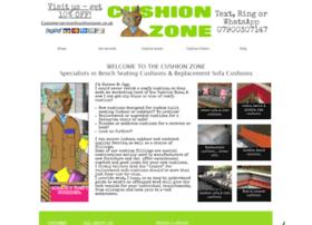Cushionzone.co.uk thumbnail