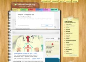 Custom term papers llc