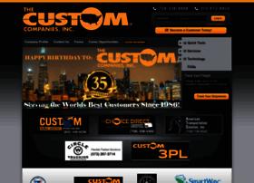 Customco.com thumbnail