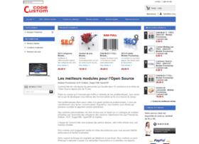 Customcode.fr thumbnail