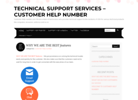 Customer-help-number.com thumbnail